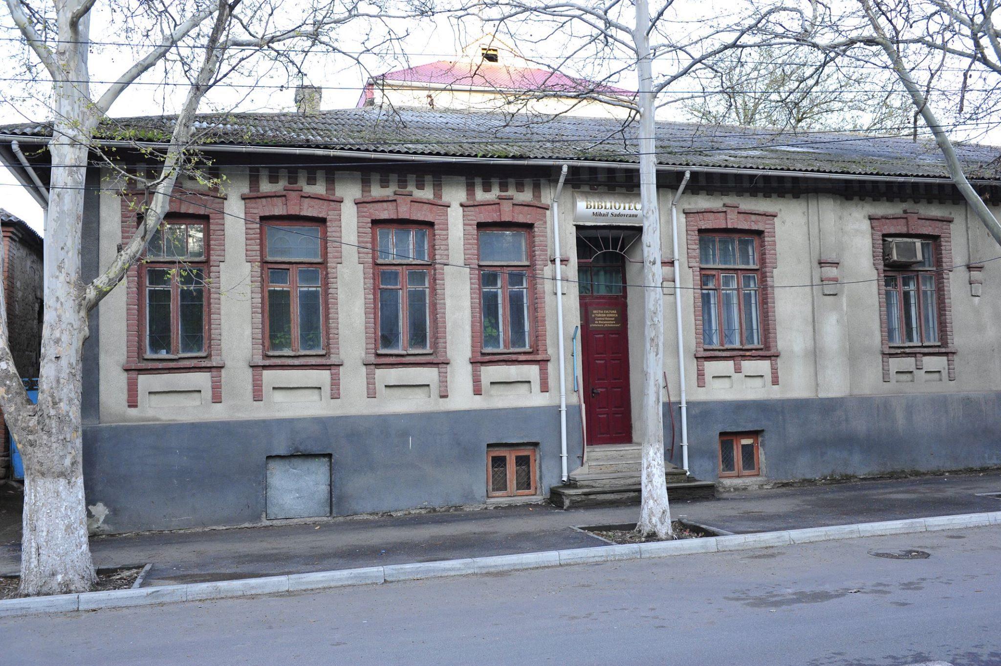 """Centrul de Documentare și Informare / Biblioteca Publică """"Mihail Sadoveanu"""" Soroca"""